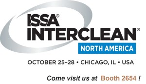ISSA Chicago 2016 logo with co booth #